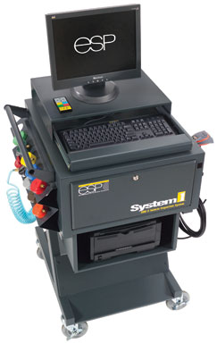 esp emission machine for sale